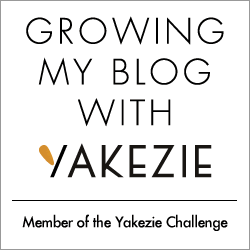 Proud Member of the Yakezie Challenge